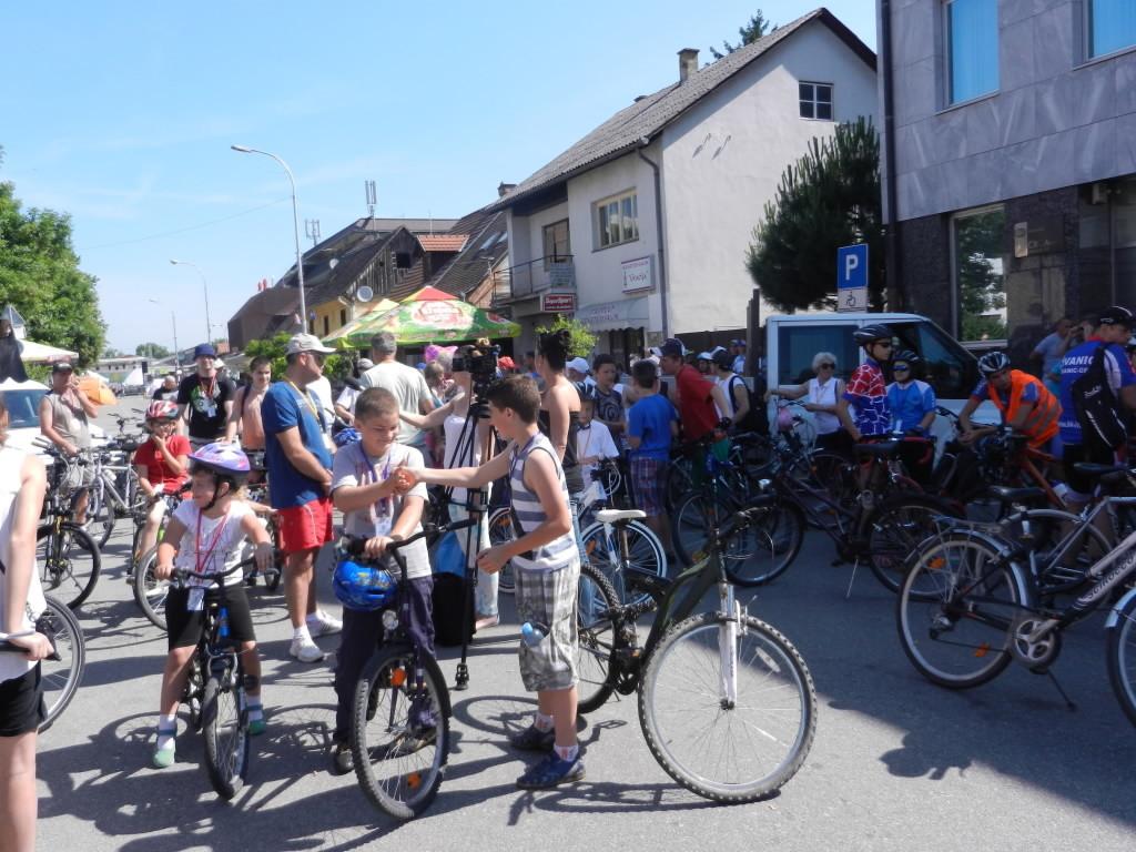Biciklijada - lipanj 2014