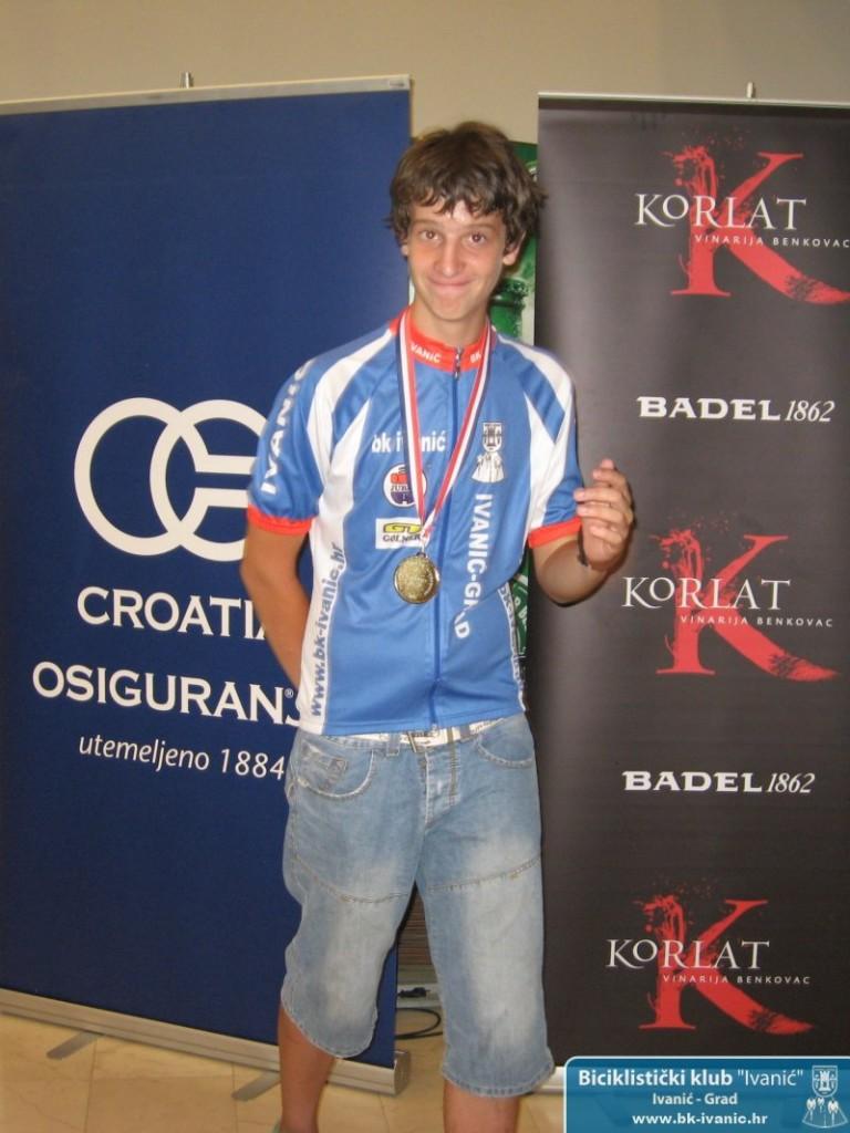 Mario Leviček - prvak
