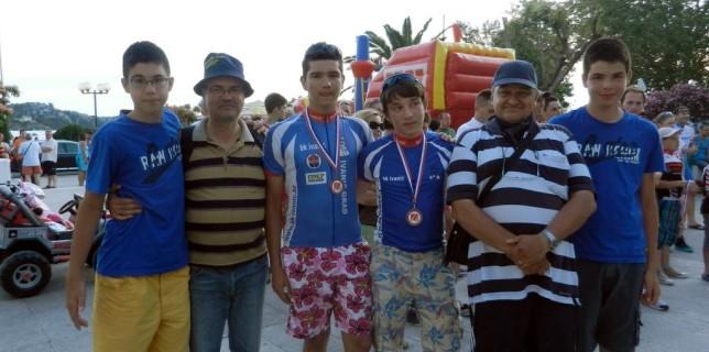 Prvenstvo Hrvatske 2013 - kronometar